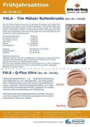 fala - Hefe van Haag GmbH & Co