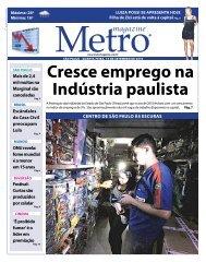 são paulo - Metro Magazine