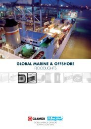 global marine & offshore floodlights - Ysebaert