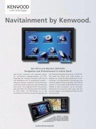 Informationsbroschüre im PDF-Format zum Download - Kenwood