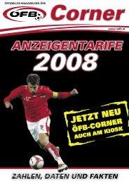 CORNER ANZEIGENFOLDER 2008