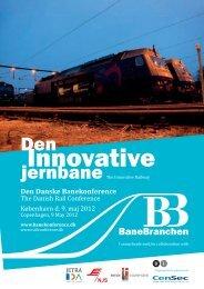 Innovative - Den Danske Banekonference