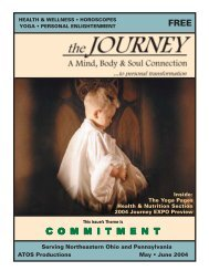 May-June 2004 - The Journey