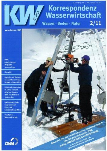 Gletscher als Speicher und Quellen von langlebigen ... - Eawag