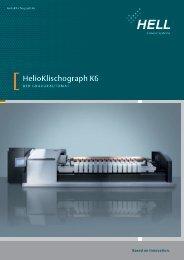 HelioKlischograph K6 - hell gravure systems