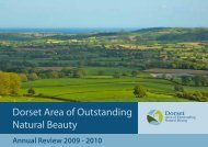 view or print here - the Dorset AONB