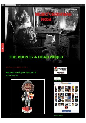 The Moon is a Dead World // horror movie reviews: New news ...