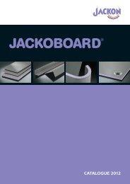 Catalogue JACKOBOARD - Bigmat