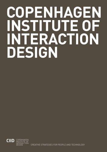 introduction - Copenhagen Institute of Interaction Design