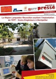 Ecole d'ingénieurs à Montpellier