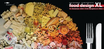 Food Design XL - Designforum