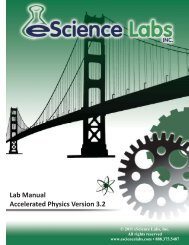 Lab 5: Projectile Motion - 21st Century Hands-On Science Kits