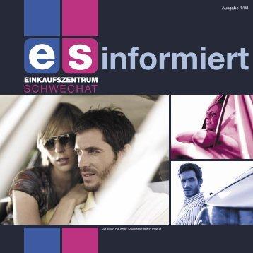 Ausgabe 1/08 - Zentrum Schwechat