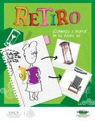 Cuaderno Educativo de Retiro - Condusef