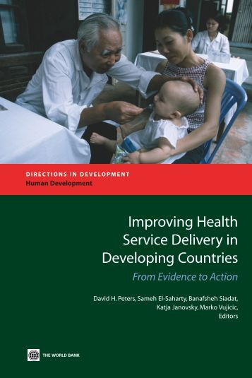 Improving Health Service Delivery in Developing ... - Enreca Health