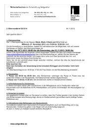 2. Elternrundbrief 13-14.pdf - Wirtschaftsschule Seligenthal