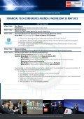 Financial Tech - CeBIT Australia - Page 5
