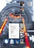 Brief und Siegel für Genauigkeit www.dkd-lab.info - Lufft - Seite 2