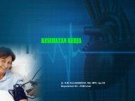the new KESEHATAN KERJA - Unair