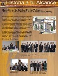Boletín Informativo Edición Núm. 6 Vol. 1 - Mayo a Junio 2013