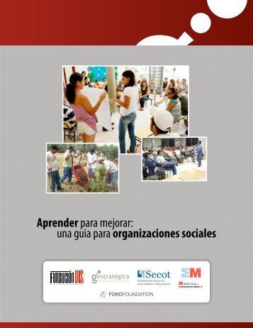 una guia para organizaciones sociales - Gestión Social