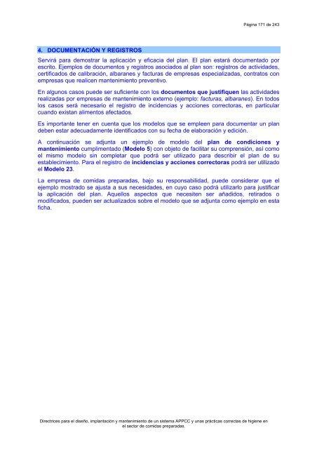 Directrices para el diseño, implantación y mantenimiento de un ...