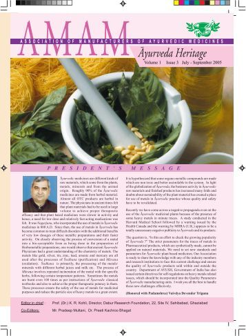 Issue 3 - amam-ayurveda.org