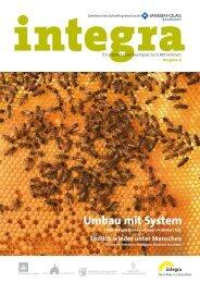 Umbau mit System - Integra - Neue Wege zur Gesundheit