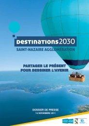 Partager le Présent Pour dessiner l'avenir - Saint-Nazaire