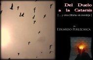 Del Duelo a la Catarsis - Publicatuslibros.com
