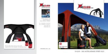 X-GLOO Katalog