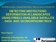 Presentation - Conferences