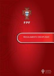 regulamento disciplinar fpf - Associação de Futebol do Porto