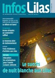 Dossier - Les Lilas