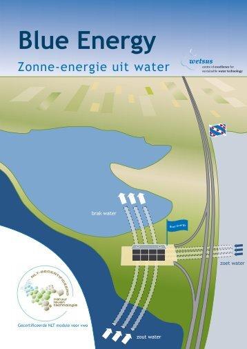 Blue Energy - Wetsus