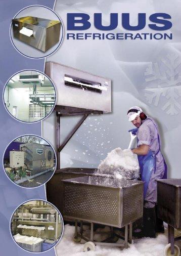 G rafisk design: V I B E R G - www .vib erg .dk - Buus Refrigeration