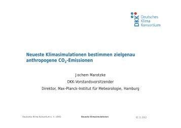Deutsches Klima Konsortium