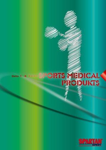 Sports medical produkts