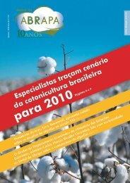 Janeiro 2010 nº 119 – pdf - Abrapa