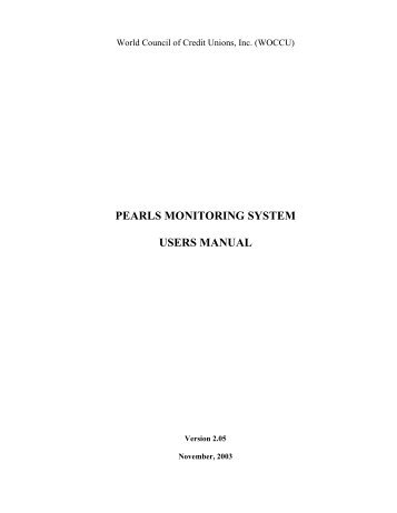 Lending monitoring system