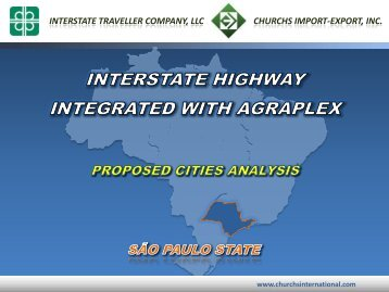 CHURCHS IMPORT-EXPORT, INC ... - Interstate Traveler