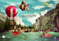 Jaarverslag 2012 FOD P&O (PDF, 10.7 MB) - Fedweb