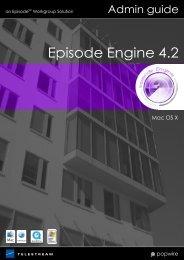 Episode Engine Standard - Flip4Mac