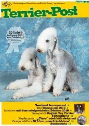 """""""vom Orkelsfelsen"""" 16 Terrier-Post 30 Jahre"""