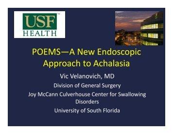 900am - Velanovich.pdf - University of South Florida