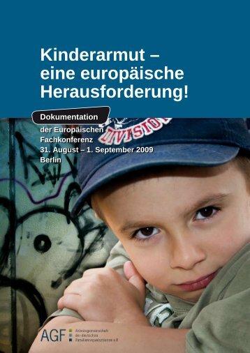 D Kinde eine e Herau - Arbeitsgemeinschaft der deutschen ...