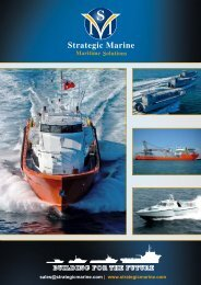 exhibition brochure - Strategic Marine