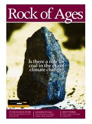 Is there a role for coal in the era of climate change? - World Coal ...