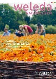 Heft 254, 2010 - Weleda