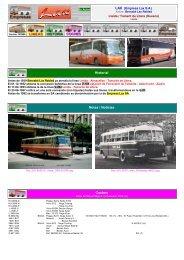 Historial Notas / Noticias Coches - Empresas Autobuses Líneas